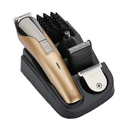 YUNAI Professional 8 in 1 Electric Blade Men's Trimmer of Bo