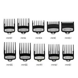 10* Hair Clippers Limit Comb Guide Guards Trimmers Attachmen