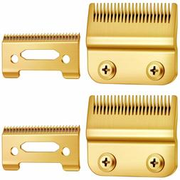 2 Sets Adjustable Hair Clippers Blades  with Wahl 8148, 1919