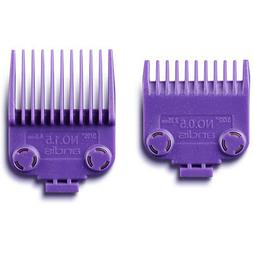 Andis 2pc Master Magnetic Comb Set Clipper Guide Attachments