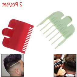 2X Hair Clipper Guide Limited Comb Attachment Trimmer Shaver