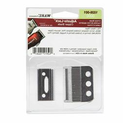 Wahl Professional 0000 Adjusto-Lock 3 Hole Clipper Blade #10
