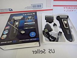 3 in 1 Rechargeable Beard Nose hair Cut Clipper Shaver Machi