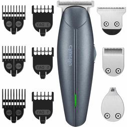 Beard Trimmer Kit USB Rechargeable Hair Clippers Cordless bo