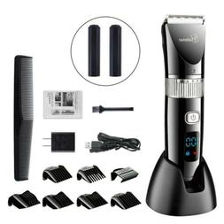 HATTEKER Hair Clippers for Men Trimmers Hair Cutting Machine