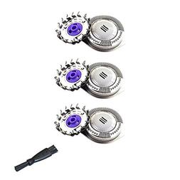 HQ8  Dual Blades System Shaving Heads Replacement for Philip