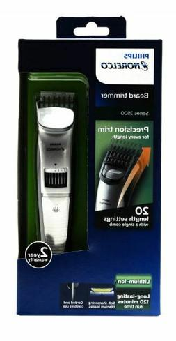 Philips Norelco - 3500 Beard Trimmer - Silver