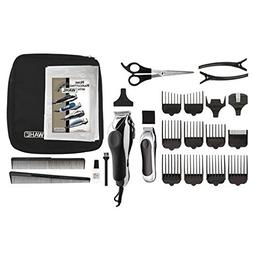 WAHL Deluxe Chrome Pro Home Haircutting Kit