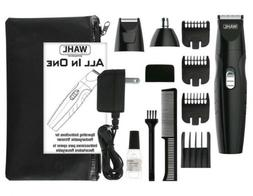 Wahl All in One Rechargeable Cordless Men's Multi Purpose Tr