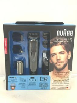 Braun All-in-One Trimmer MGK5080 Beard Trimmer & Hair Clippe