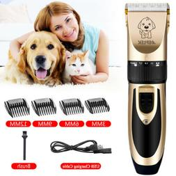 Animal Pet Dog Hair Clipper Electric Trimmer Shaver Grooming