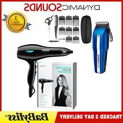 BaByliss Pro Speed Professional Hair Dryer + Men's Hair Clip