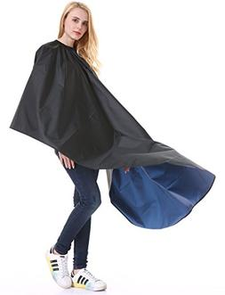1 Or 2 Pack Profession Barber Cape - Haircut Gown Color Salo