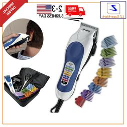Barber Haircut Color Trimmer WAHL PRO CLIPPER Men Profession