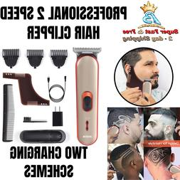 Beard Mustache Trimmer Men s Grooming Hair Removal Corded Cl