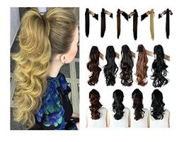 Haironline Claw Ponytail Handy Jaw Pony Tail Clip in Hair Ex