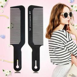 Clipper Barber Hair Brush Comb Hairdressing Plastic with Han