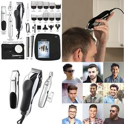 Wahl Clipper Home Barber Clipper Kit with hair clipper beard