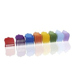 Professional 8 Color Coded Cutting Guides #3170-400- 1/8""