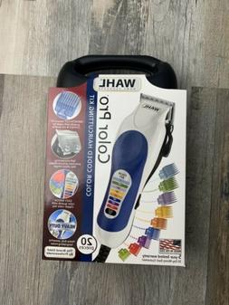 Wahl COLOR CODE PRO 79424-200 Mens Home Hair Cutting Kit Cli