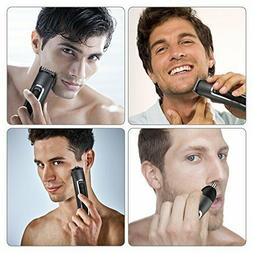 Cord/Cordless Rechargeable Beard Trimmers/Hair Clippers & Sh