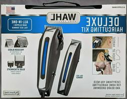 Wahl Deluxe All-In-One Hair Clipper/Trimmer Kit SHIPS TODAY