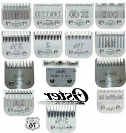 Oster Detachable Replacement Clippers Blades for Classic 76,