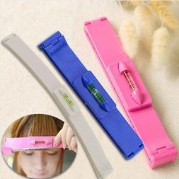 DIY Women Hair Trimmer Fringe Cut Tool Clipper