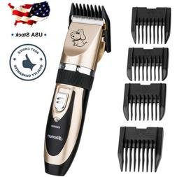Dog Cat Pet Grooming Clippers Hair Trimmer Groomer Shaver Ra