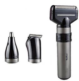 electric 3 in 1 hair clippers nose
