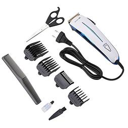 Men's Electric Hair Trimmer Set, Hair Clipper for Baby Kids