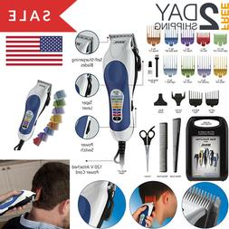 Electric Hair Trimmer Shaver Pro Cutter Clipper Men Kit Bear