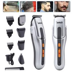 KEMEI Electric Hair Trimmer Shaver Pro Cutter Clipper Men Ki