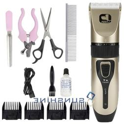 Electric Professional Trimmer Clippers Grooming Animal Hair