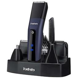 ELEHOT Hair Clippers & Accessories Trimmer 5 In 1 Multifunct