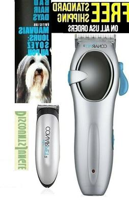 CONAIR 20 pc Rechargeable Cordless trimmer Pet Grooming Dog