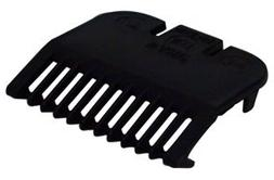 Wahl Standard Fitting Attachment Comb Number 1 3mm Black by