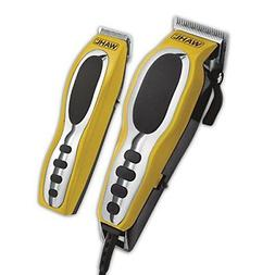 Wahl Groom Pro Total Body Grooming Kit, High-Carbon Steel Bl