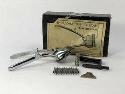 Haarschneidemaschine Hair Clippers in Box with Accessories.