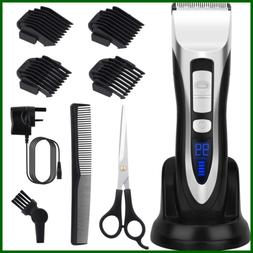 ELEHOT Hair Clipper Cordless Rechargeable Clippers & Trimmer