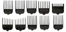 Wahl Professional Animal Attachment Guide Comb 10 pack for F