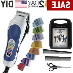 NEW Wahl Professional Hair Clipper Kit 14 Piece Barber Pro H