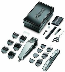 Andis Hair Clipper Trimmer 23 Piece Cord less Combo Kit bear