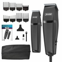 Wahl Hair Clipper and Trimmer Pro 14 piece kit clippers with