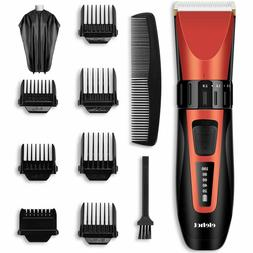 ELEHOT Hair Clipper Trimmer Cordless Cutting Grooming Kit LC