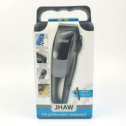 Wahl Hair Clippers 17 Piece Complete Hair Cutting Kit  W/ Ac