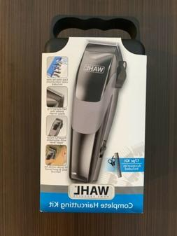 hair clippers 17 piece complete hair cutting