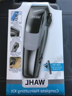 Wahl Hair Clippers 17 Piece Home Complete Hair Cutting Kit W