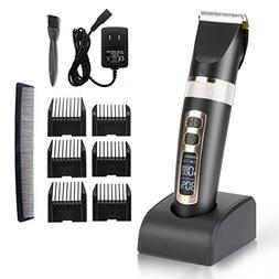 Hair Clippers Cordless Hair Trimmer Grooming Kit Professiona
