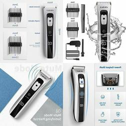 ELEHOT Hair Clippers for Men Professional Trimmer LCD Digita